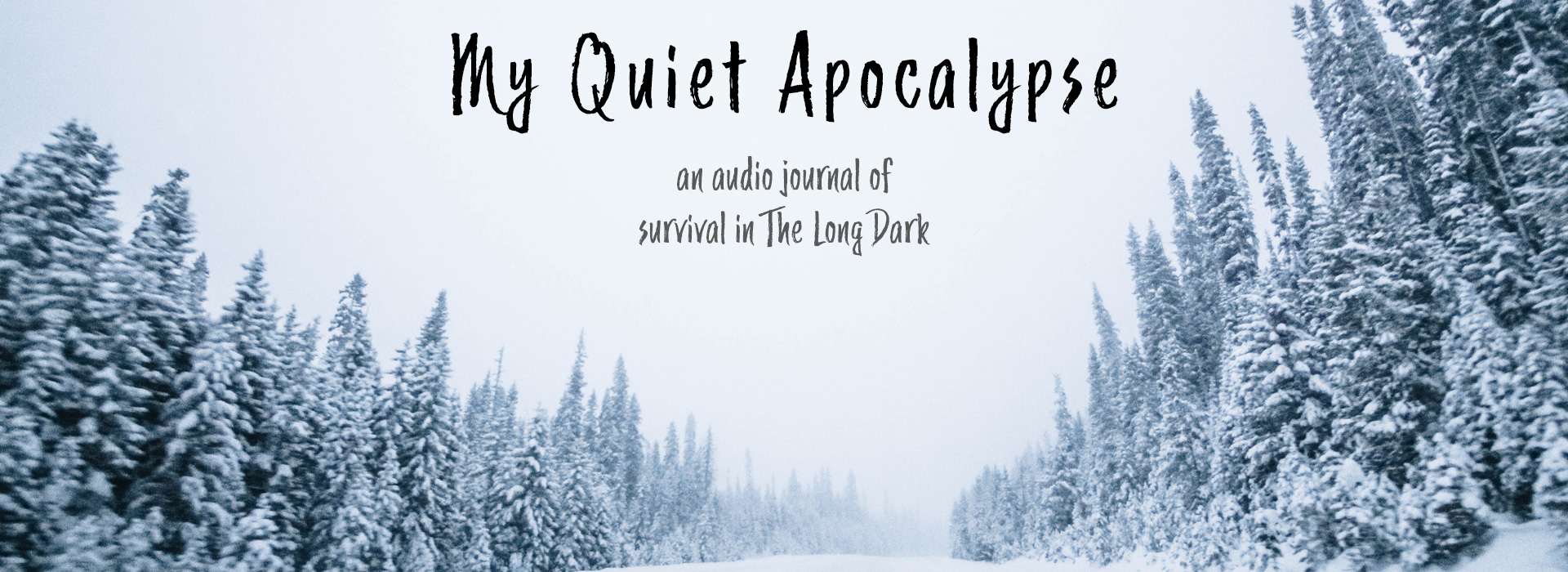 My Quiet Apocalypse